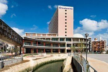 沖繩那霸國際通大和魯內飯店 Daiwa Roynet Hotel Naha-Kokusaidori