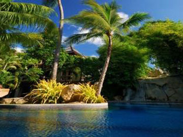 国外订房 泰国 苏梅岛  苏梅岛城堡度假饭店 muang samui spa resort