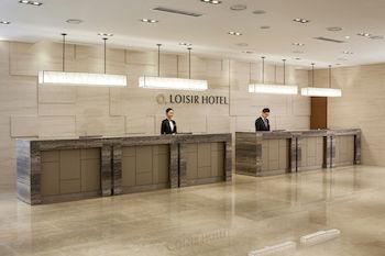 首爾明洞羅伊薩爾飯店 Loisir Hotel Seoul Myeongdong