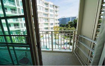 泳池景夏華欣 2 床公寓式客房 Summer Huahin Condo 2 Bed Pool View by Dome