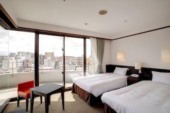 沖繩那霸雷桑力斯飯店 Hotel Resonex Naha