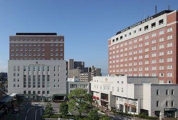 草津波士頓廣場飯店 Hotel Boston Plaza Kusatsu
