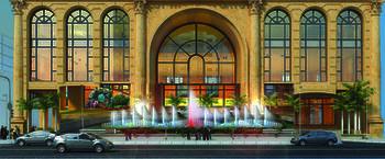 胡志明摩爾佩爾水晶宮飯店 MerPerle Crystal Palace Hotel