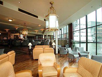 倫敦不列顛國際大飯店, 金絲雀碼頭 Britannia The International Hotel London, Canary Wharf