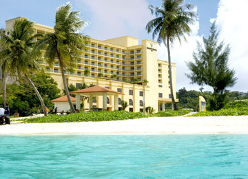 關島杜夢灣假日飯店 Holiday Resort & Spa Guam