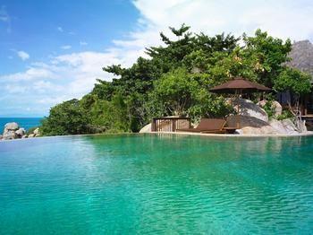苏梅岛思拉瓦迪泳池温泉度假村 silavadee pool spa resort