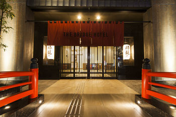 大阪心齋橋飯店 The Bridge Hotel Shinsaibashi