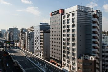 東京APA 上野站前飯店 APA Hotel Ueno-Ekimae