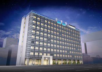 水之都那霸酒店 HOTEL AQUA CITTA NAHA by WBF