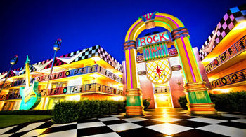 迪士尼全明星音樂度假飯店 Disney's All-Star Music Resort