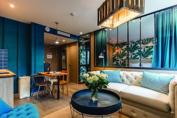 並排鴨子做自己豪華公寓飯店 Be You Luxury Apart'Hotel Le Canard d'à côté
