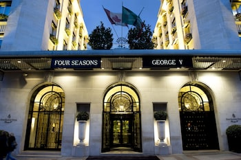 巴黎喬治五世四季飯店 Four Seasons Hotel George V, Paris