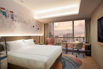 新加坡中國城凱貝麗酒店式服務公寓 Capri by Fraser, China Square