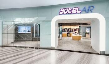 尤特艾爾新加坡樟宜機場飯店 YotelAir Singapore Changi Airport