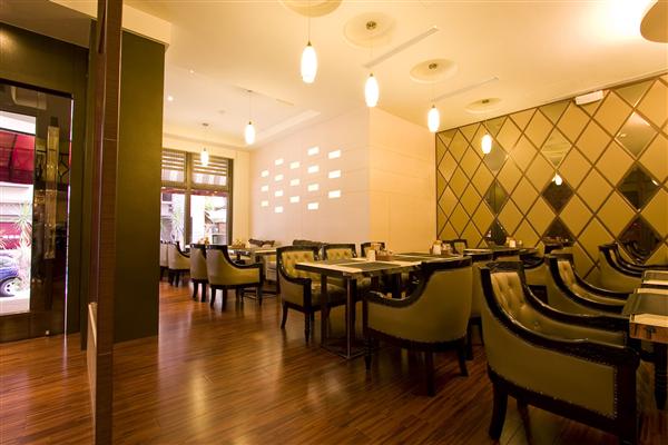 台北 伊倫商務旅館_餐廳_餐廳
