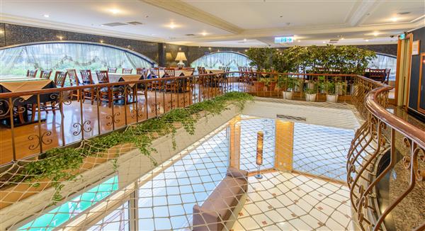 台北 新凱商務飯店_餐廳_餐廳
