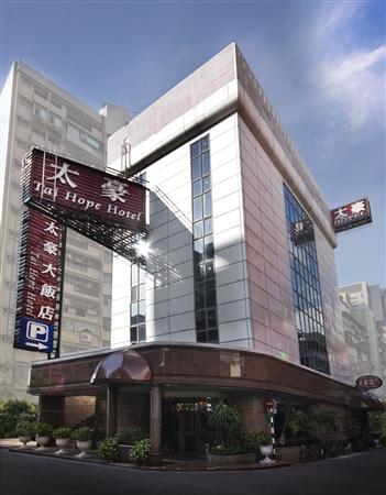 台北 太豪大飯店_酒店外觀_酒店外觀
