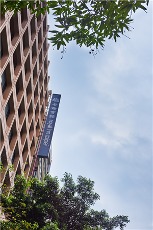 台北 老爺會館【南西館】_酒店外觀_酒店外觀