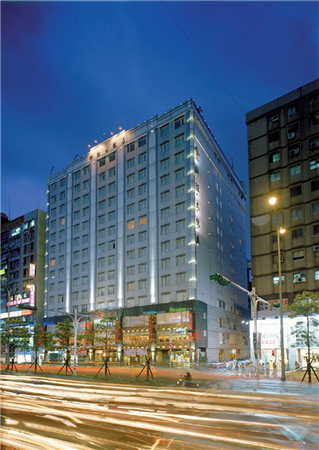 台北 神旺大飯店_酒店外觀_酒店外觀