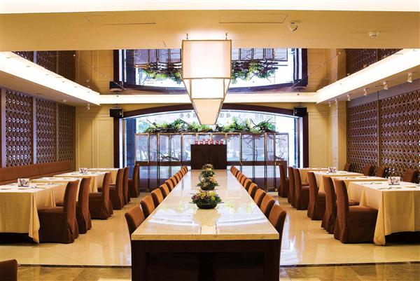 台北 神旺大飯店_餐廳_餐廳