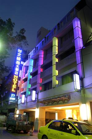 台北 綠蒂飯店_酒店外觀_酒店外觀