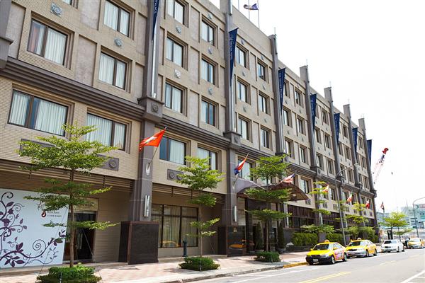 台北 首都大飯店【大直館】_酒店外觀_酒店外觀