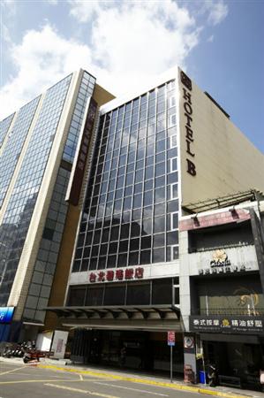 台北 碧瑤飯店_酒店外觀_酒店外觀
