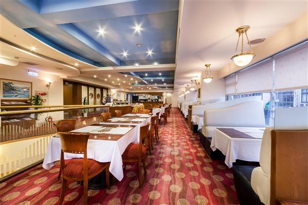 台北 華麗大飯店_餐廳_餐廳