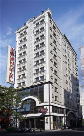 台北 豪城大飯店【復興店】_酒店外觀_酒店外觀