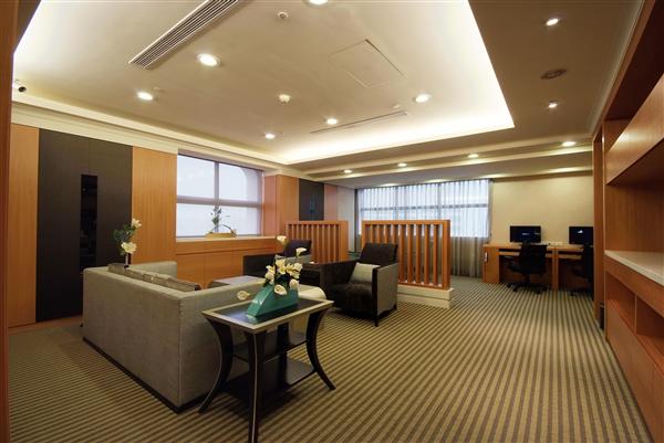 台北 和璞飯店_商務中心_商務中心