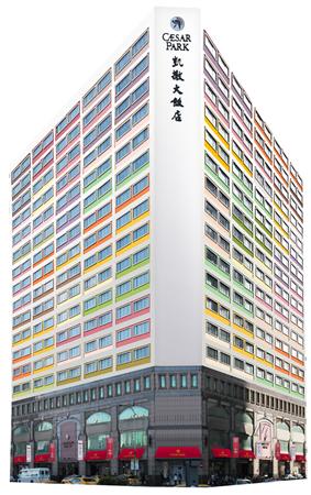 台北 凱撒大飯店_酒店外觀_酒店外觀