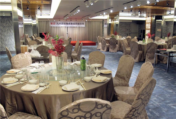 台北 凱撒大飯店_宴會廳_宴會廳