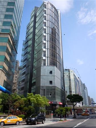 台北 晶璽商旅_酒店外觀_酒店外觀