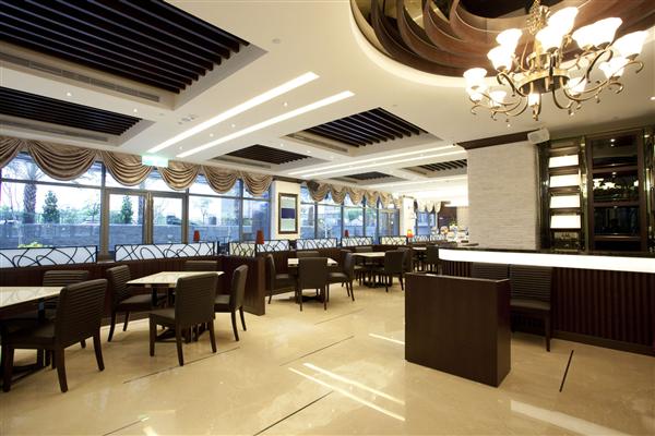 台北 香樹花園酒店_餐廳_餐廳