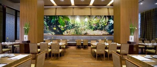 台北 美麗信花園酒店_餐廳_餐廳