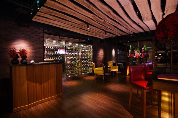 台北 維多麗亞酒店_餐廳_餐廳