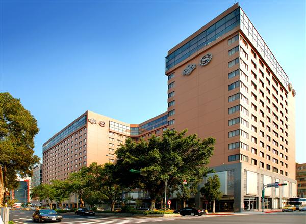 台北 喜來登大酒店_酒店外觀_酒店外觀