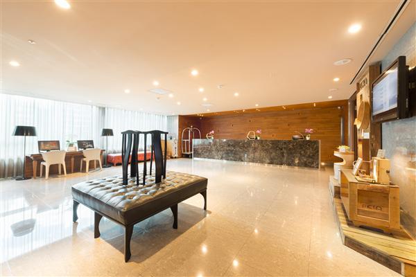 台北 Home Hotel_大廳_大廳