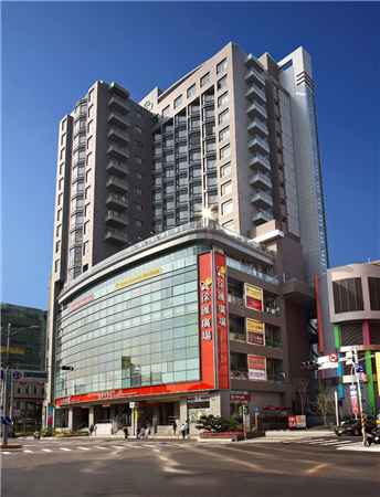 新北蘆洲 成旅晶贊飯店_酒店外觀_酒店外觀