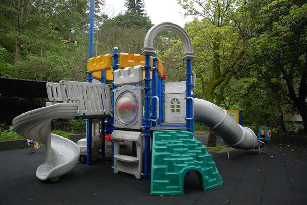 新北三峽 大板根森林溫泉渡假村_兒童俱樂部_兒童戶外遊戲區