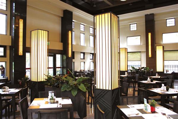 新北三峽 大板根森林溫泉渡假村_餐廳_太子西餐廳