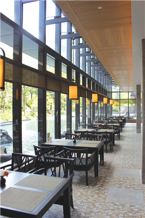 新北三峽 大板根森林溫泉渡假村_咖啡店_新館-板根咖啡廳