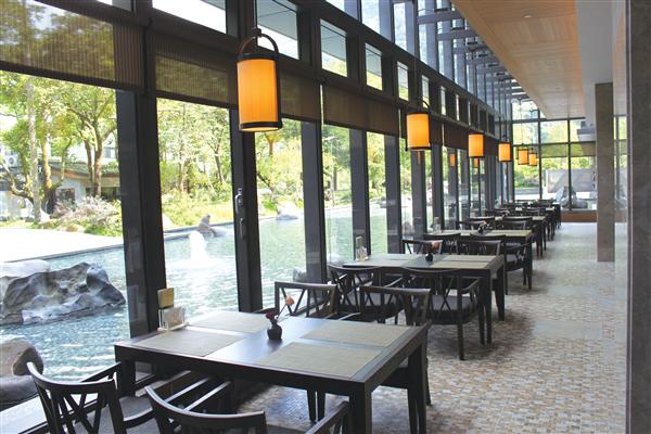 新北三峽 大板根森林溫泉渡假村_咖啡店_板根咖啡廳