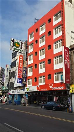 新竹 101旅店_酒店外觀_酒店外觀