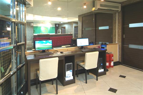新竹 左岸假期旅店_商務中心_電子商務區