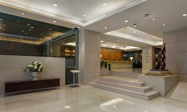 新竹 煙波大飯店【都會一館】_入口_入口