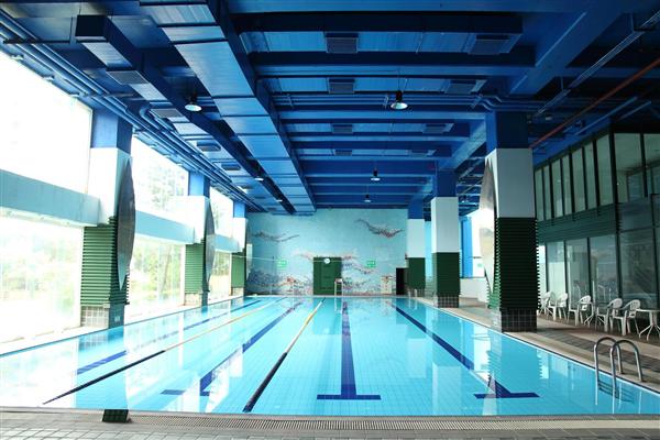 新竹 日月光大飯店_游泳池_游泳池