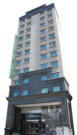 新竹 卡爾登飯店【中華館】_酒店外觀_酒店外觀