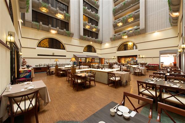 新竹 福泰商務飯店_餐廳_餐廳