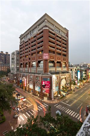 新竹 福泰商務飯店_酒店外觀_酒店外觀